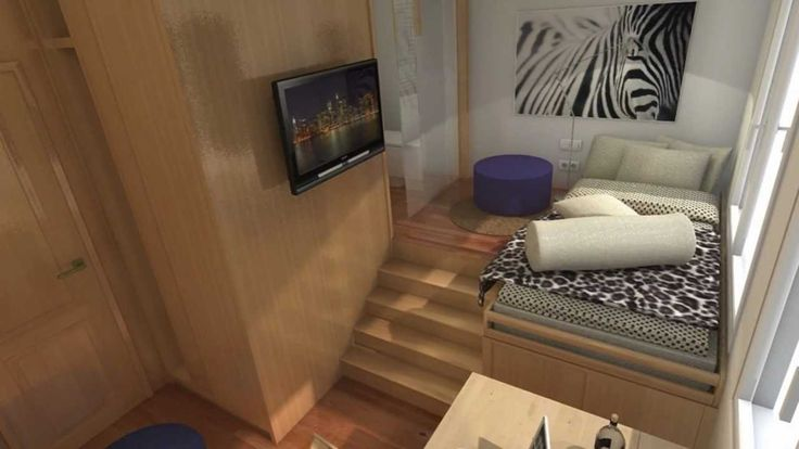 17 best Live Large in Small Spaces images on Pinterest Small