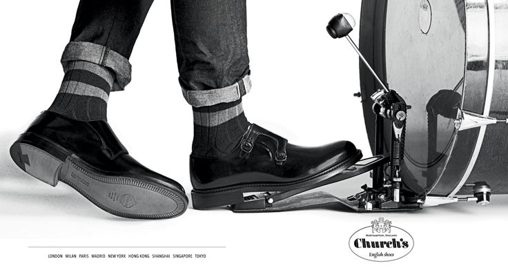 #Cherch's for man by http://www.paglione.shoes