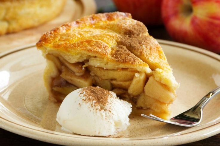 Une tarte aux pommes exceptionnelle