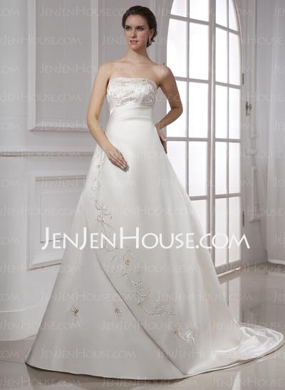 apple wedding sash satin bridal dress gown prom form