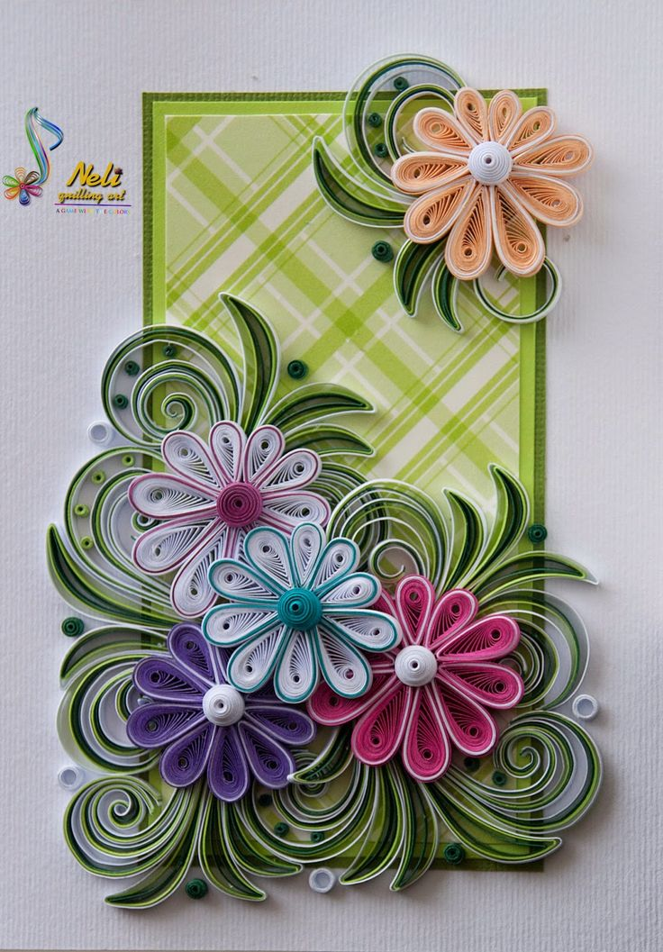25 best ideas about neli quilling on pinterest paper for Quilling patterns for beginners