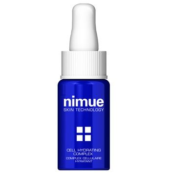 Cell Hydrating Complex. An aromatherapy oil blend designed to assist the skin with nourishing properties, and soothing and calming benefits. 10ml. Nimue Skin Technology.