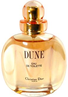 Christian Dior Dune - Love it! Such a unusual, addictive scent. This was my wedding day perfume so always brings back great memories.
