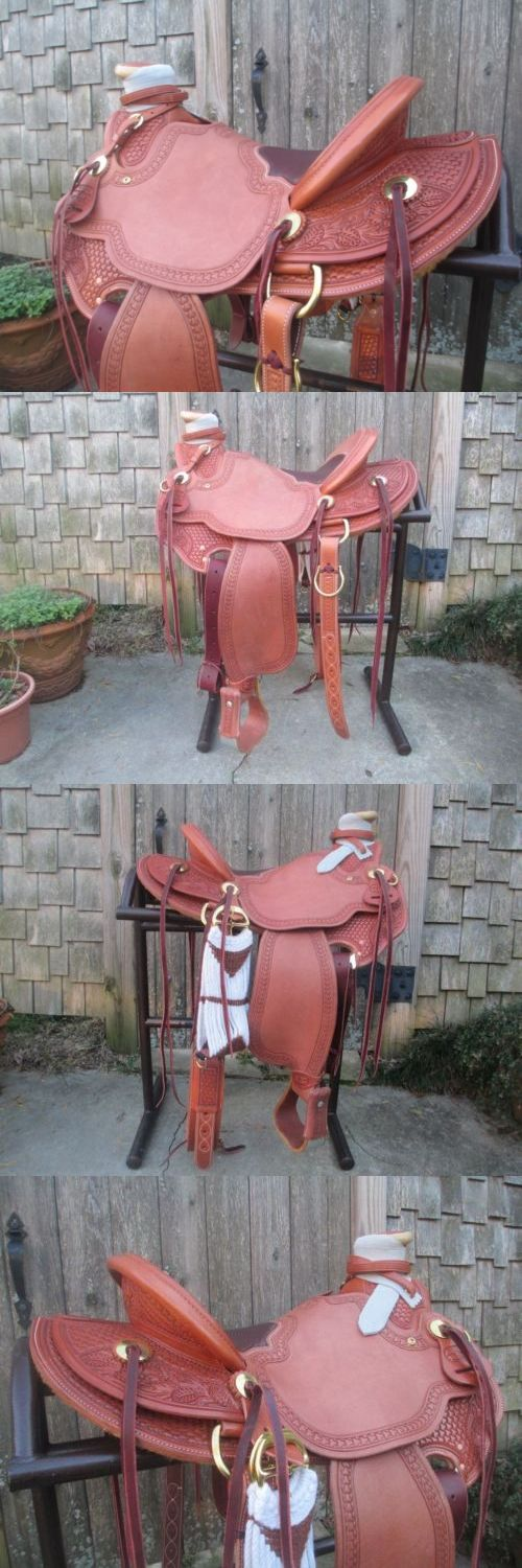 Saddles 47291: Mccall Lady Wade Roping Saddle Ranch Saddle (New) -> BUY IT NOW ONLY: $3295 on eBay!