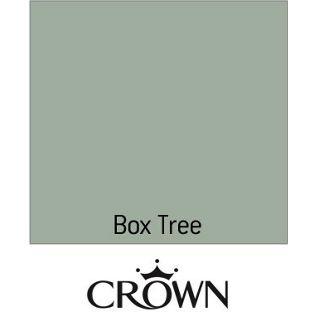 Crown Period Flat Matt Emulsion Paint Box Tree 2 5l From Homebase Co