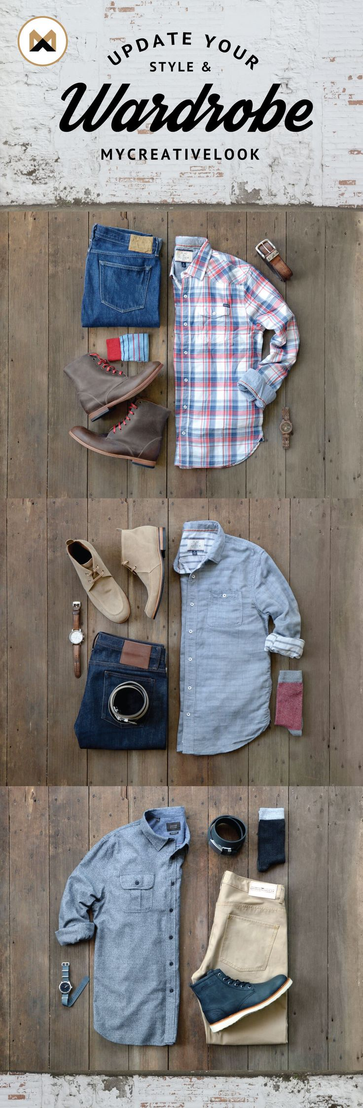 Update Your Style & Wardrobe by checking out Men's collections from MyCreativeLook   Casual Wear   Outfits   Fall Fashion   Sneakers and more. Visit stylecoordinators.com