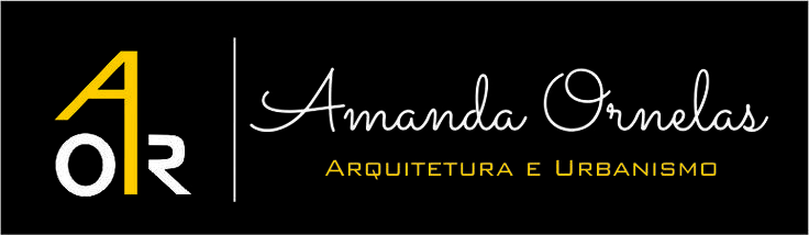 Amanda Ornelas - Arquitetura e Urbanismo