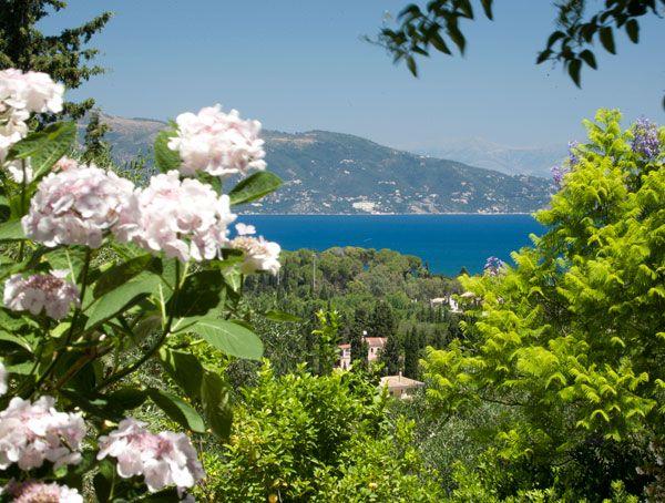 Gouvia , Corfu 's  incredible beauty