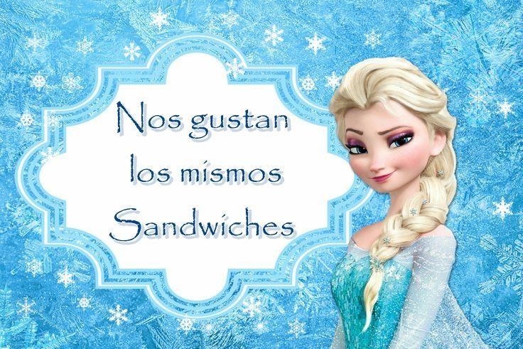 Zenapatch 10 ideas para una fiesta Frozen! (con imprimibles! gratis!!) tags and labels