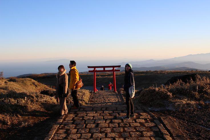 Kanagawa Prefecture near Mount Fuji