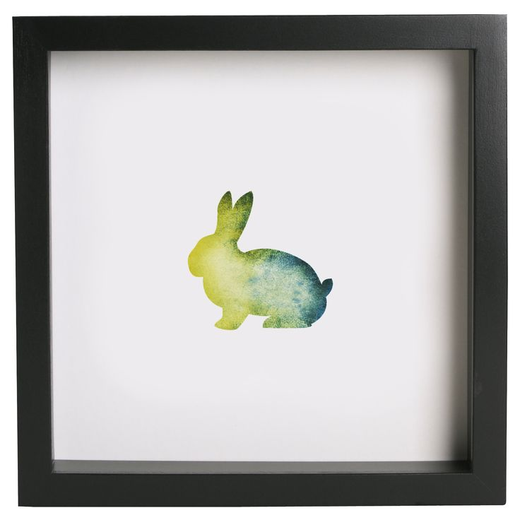 [#Habitanimal] Watercolor Rabbit $35.000 REF: HAT-017