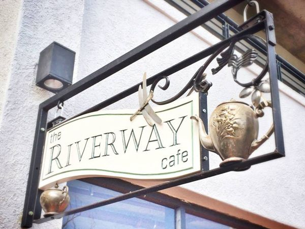 The Riverway Café http://www.eatout.co.za/venue/riverway-cafe/