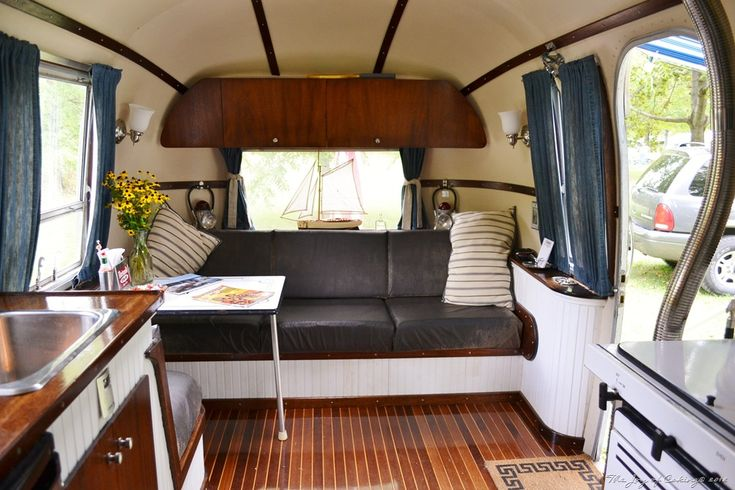 Vintage Camper Remodel | THE JOY OF CAKING