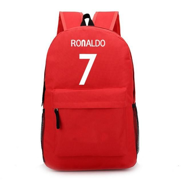 Awesome Backpacks for CR7 Fans