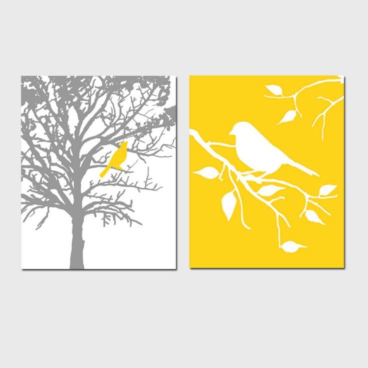 Yellow And Orange Kitchen: 1000+ Ideas About Gray Yellow On Pinterest