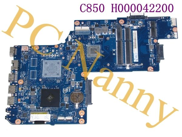 63.00$  Watch here - http://alijri.shopchina.info/1/go.php?t=32496233414 - H000042200 FOR TOSHIBA C850 AMD LAPTOP MOTHERBOARD INTEL GMA HD GRAPHICS - GOOD   #magazineonlinebeautiful