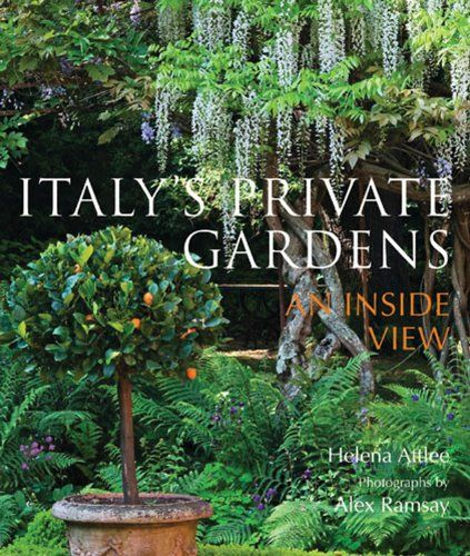 Italy's Private Gardens: An Inside View by Helena Attlee http://www.amazon.com/dp/0711229104/ref=cm_sw_r_pi_dp_WRZ5tb0KMGEY9