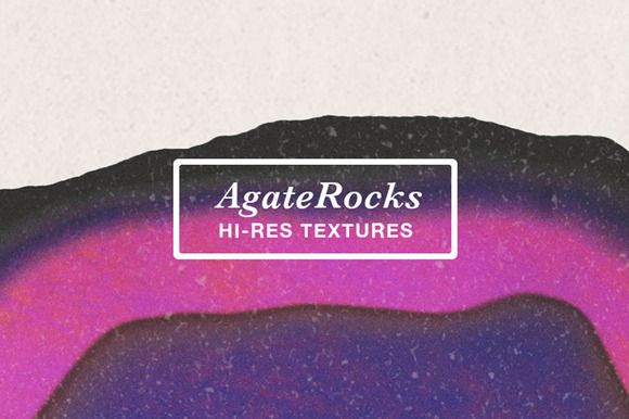 Check out Agate Rocks Hi Res Textures by Paperwash on Creative Market