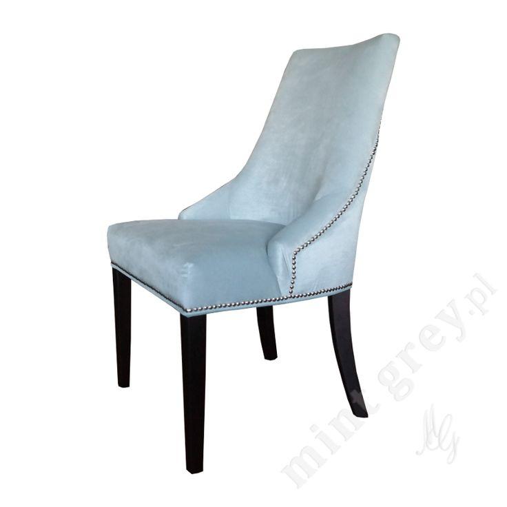 MINT GREY New York Style Interiors | produkty - meble; Krzesło HAMPTON; Stylish Chair