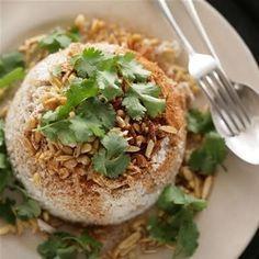 LEBANESE RECIPES: Lebanese Rice and Chicken
