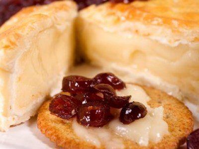 Receta de Queso Brie al Horno