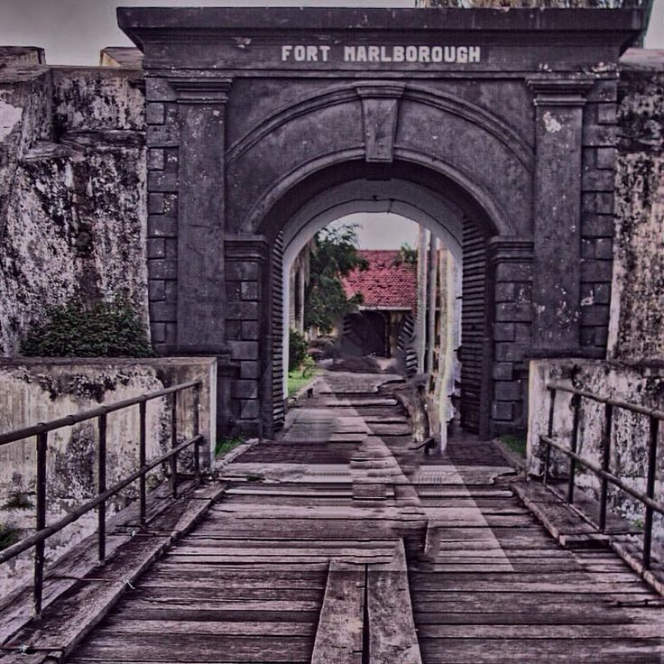#landscape #architecture #fortmarlborough #bengkulu #hdrphotocamera #intellsys #tangent #photoreimagined