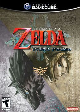 Twilight Princess I JUST BOUGHT THIS GAME TODAY FOR THREE BUCKS AT A THRIFT STORE!!!! AHHHHHHHHH!! I CANT WAIT TO PLAY IT!!