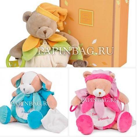 «DouDou Игрушки для развития мелкой моторики малыша.». 12 ч ·  Развивающие игрушки удобны для кроватки, манежа, легко стирать. Упакованы в подарочную фирменную коробку, что делает эти игрушки не только полезным, но и красивым подарком на рождение малыша!  http://papinbag.ru/index.php?m=5155