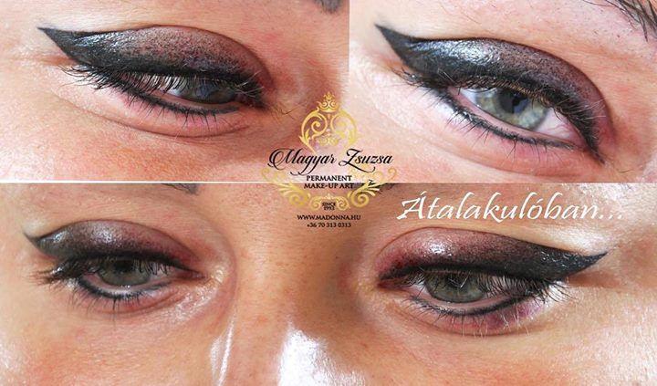 #pmu #permanentmakeup #eyes #permanenttattoo #eyeliner #sminktetoválás #sminktetovalas http://ift.tt/2cp24yy