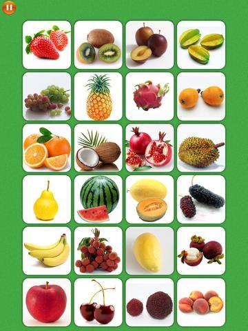 Lovely Baby Fruit Matching (Free)