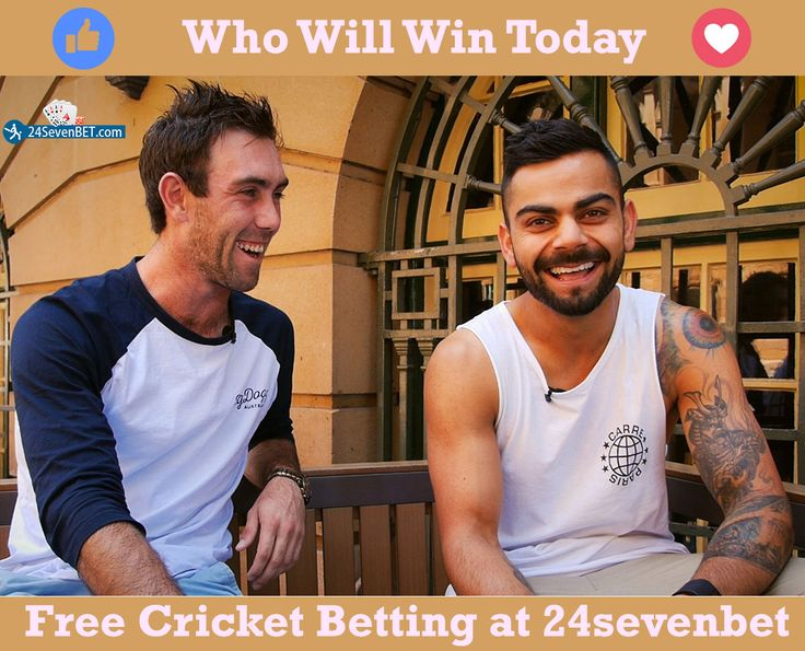 RCB vs KXIP. Predict who will Today's match & Win Prizes online at 24sevenbet