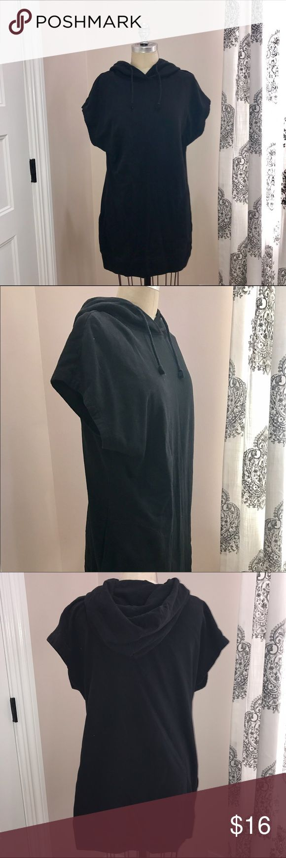 Uniqlo Plush Sweatsuit Dress Work out style sweat dress. Includes plush and comfortable fabric with a hood and large pockets. Perfect for running in and out of the gym quickly and cutely. ❤️Well Kept Items ⭐️Top Rated Seller 💰Accepts Offers 🎱Only Fair Pricing 🛍Bundle and Save ⚡️Fast Shipping Uniqlo Dresses Mini