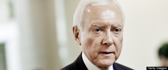 Orrin Hatch: Gun Background Checks Could Destroy Liberty, Cause Persecution