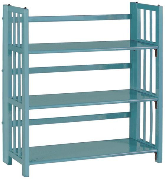 Folding/Stacking Bookcase - Bookcases - Home Office Furniture - Furniture | HomeDecorators.com
