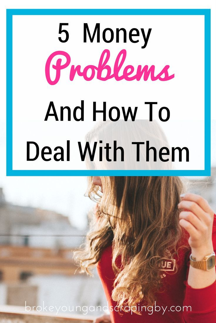 Everyone has money problems, I'll show you how to get through the tough times!