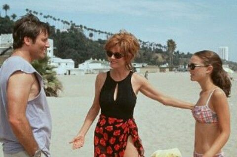 """movie """"Anywhere But Here"""" with Hart Bochner (he played Ellis in Diehard) Susan Sarandon and Natalie Portman"""