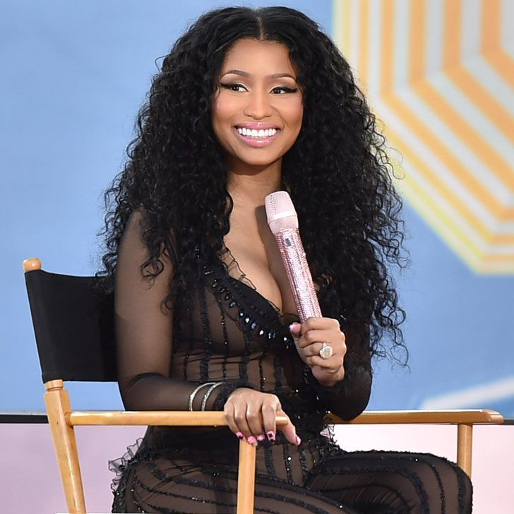"""Pin for Later: Nicki Minaj on Taylor Swift and the Twitter Exchange: """"We're All Good"""""""