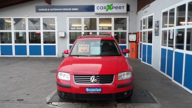 VW Passat Variant 2.3 V5 4Motion Trendline, Petrol, Second hand/used, Manual