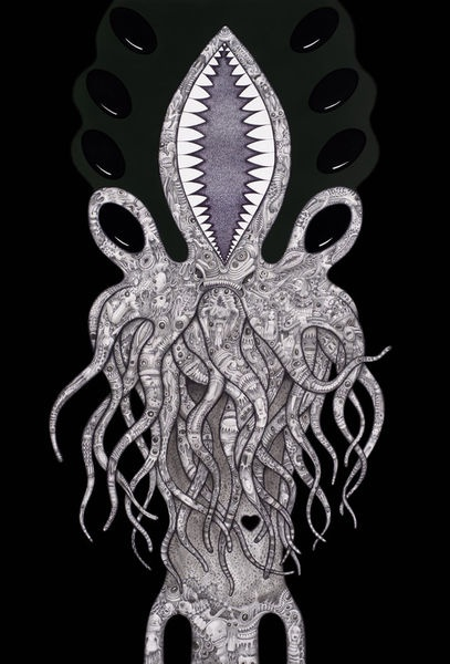 "Cthulhu is a fictional cosmic entity who first appeared in the short story ""The Call of Cthulhu"", published in the pulp magazine Weird Tales in 1928. The character was created by writer H. P. Lovecraft."