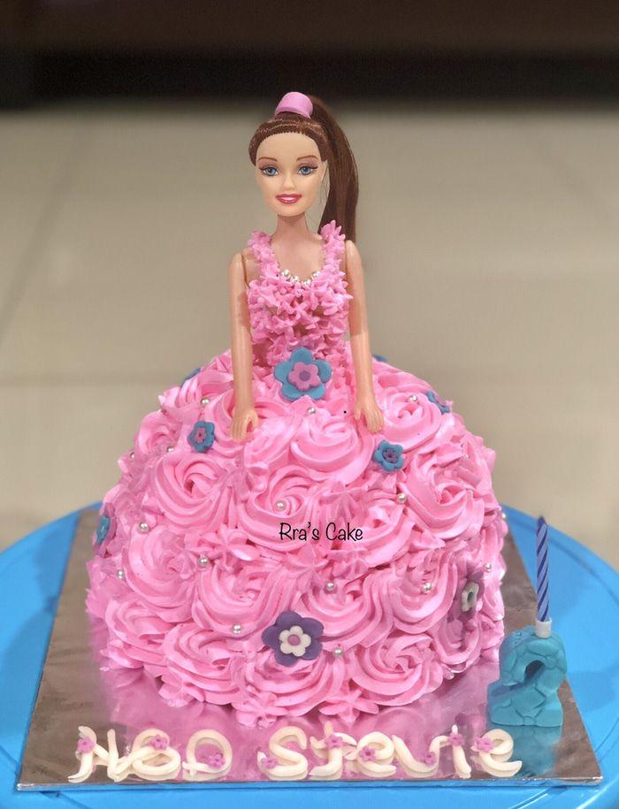 Gambar Kue Ulang Tahun Barbie  Kue ulang tahun, Kue, Ulang tahun