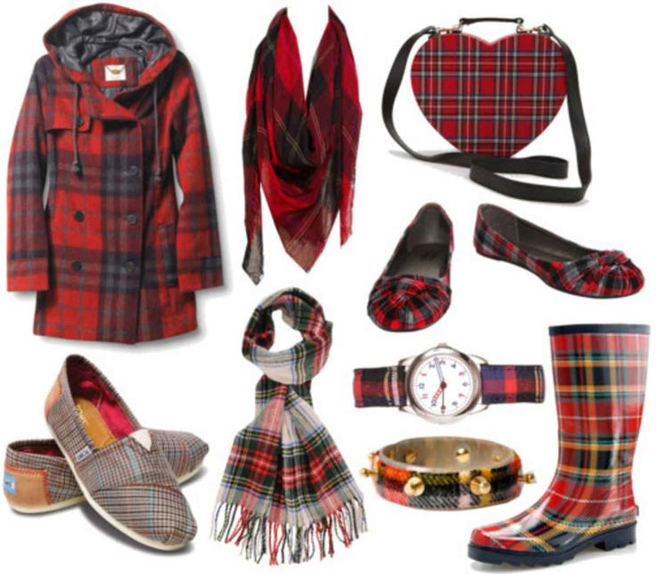 Fall Trends for Less: Tartan Plaid - College Fashion