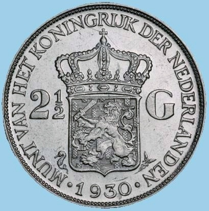 Rijksdaalder - coin of the Netherlands