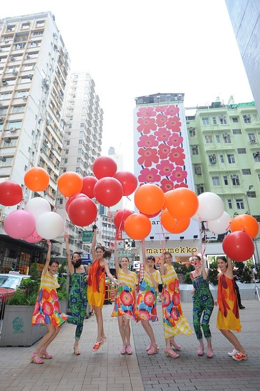 Good Mylifestylenews: Marimekko Opens First Store In Hong Kong
