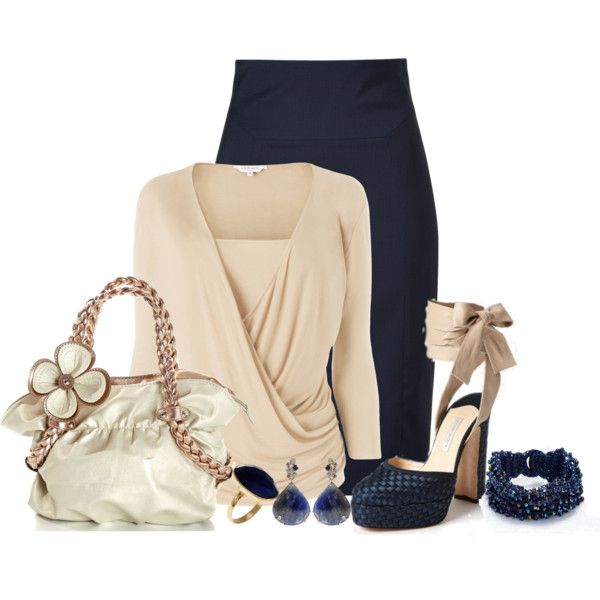 """Navy"" by natasha-gayden on Polyvore"
