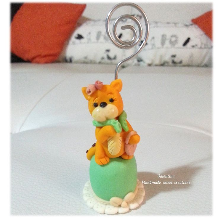 Segnaposto animali personalizzati professioni Matrimonio Leopardo, by Valentina Handmadesweetcreations, 4,50 € su misshobby.com