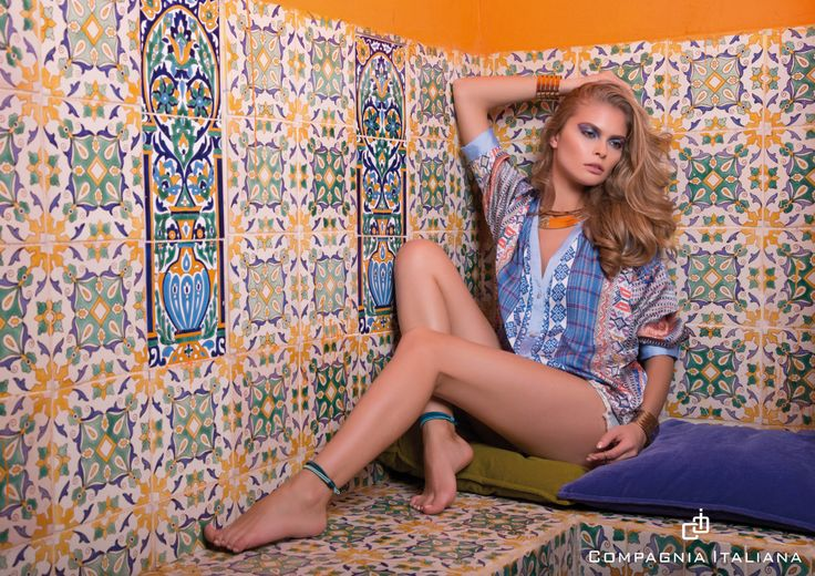 #fashion #spring #summer #hammam #model #mood #glamour #sea #beach