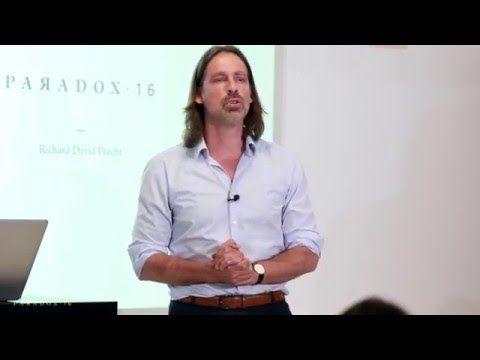 Richard David Precht - Wirtschaft und Gesellschaft - PARADOX 16 Bildung ...