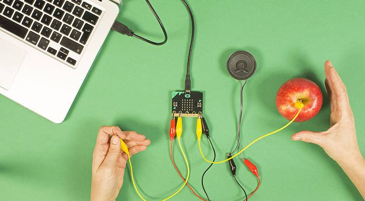 Welcome to the BBC micro:bit Make page. Follow these steps to create the Touch Arpeggiator . Start this project now!