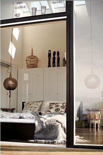 home of Danish fashion designer Naja Munthe of the fashion brand Munthe plus Simonsen and author of the book Fashionable Living