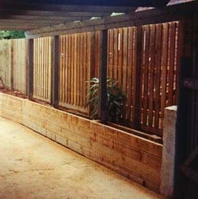 Do you want to impress your neighbours with a unique fence, gate or ...